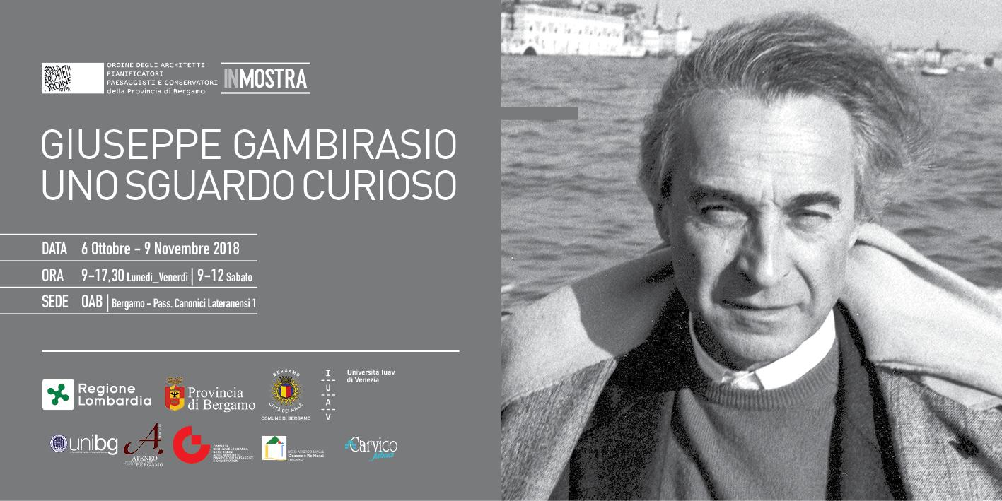 Architetti A Bergamo mostra giuseppe gambirasio - bergamo | architetti savona
