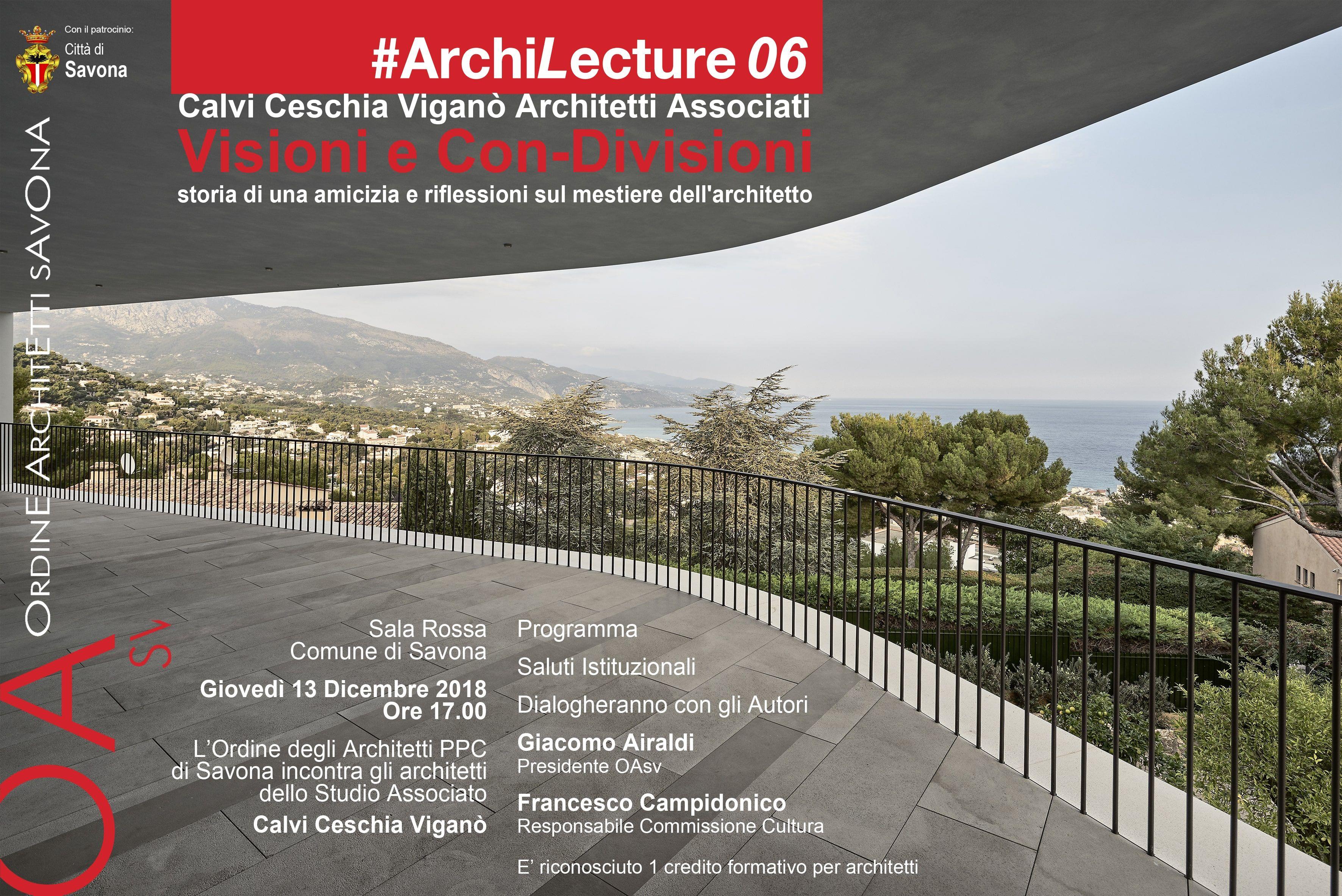 Architetti Savona Elenco newsletter n. 62/2018   architetti savona