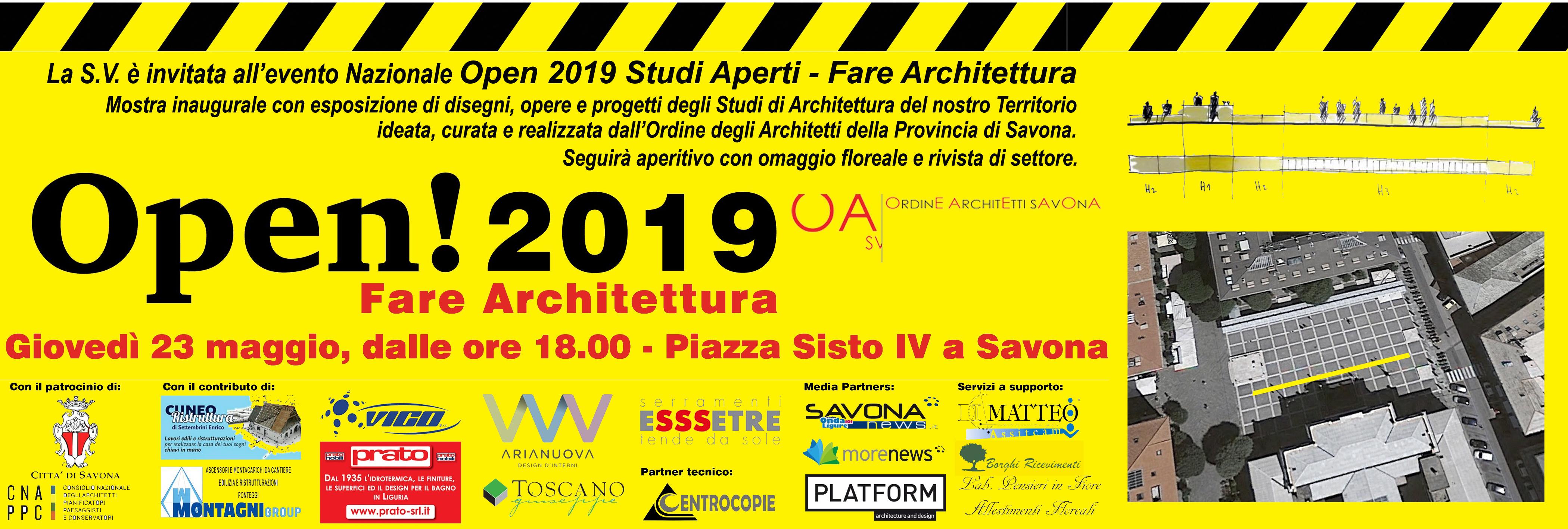 Architetti Savona Elenco inaugurazione di studi aperti 2019   architetti savona